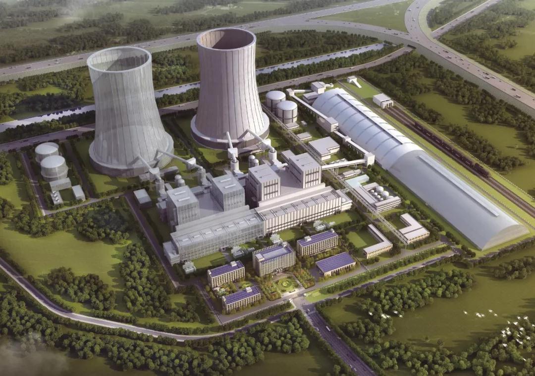 秦皇岛热电厂